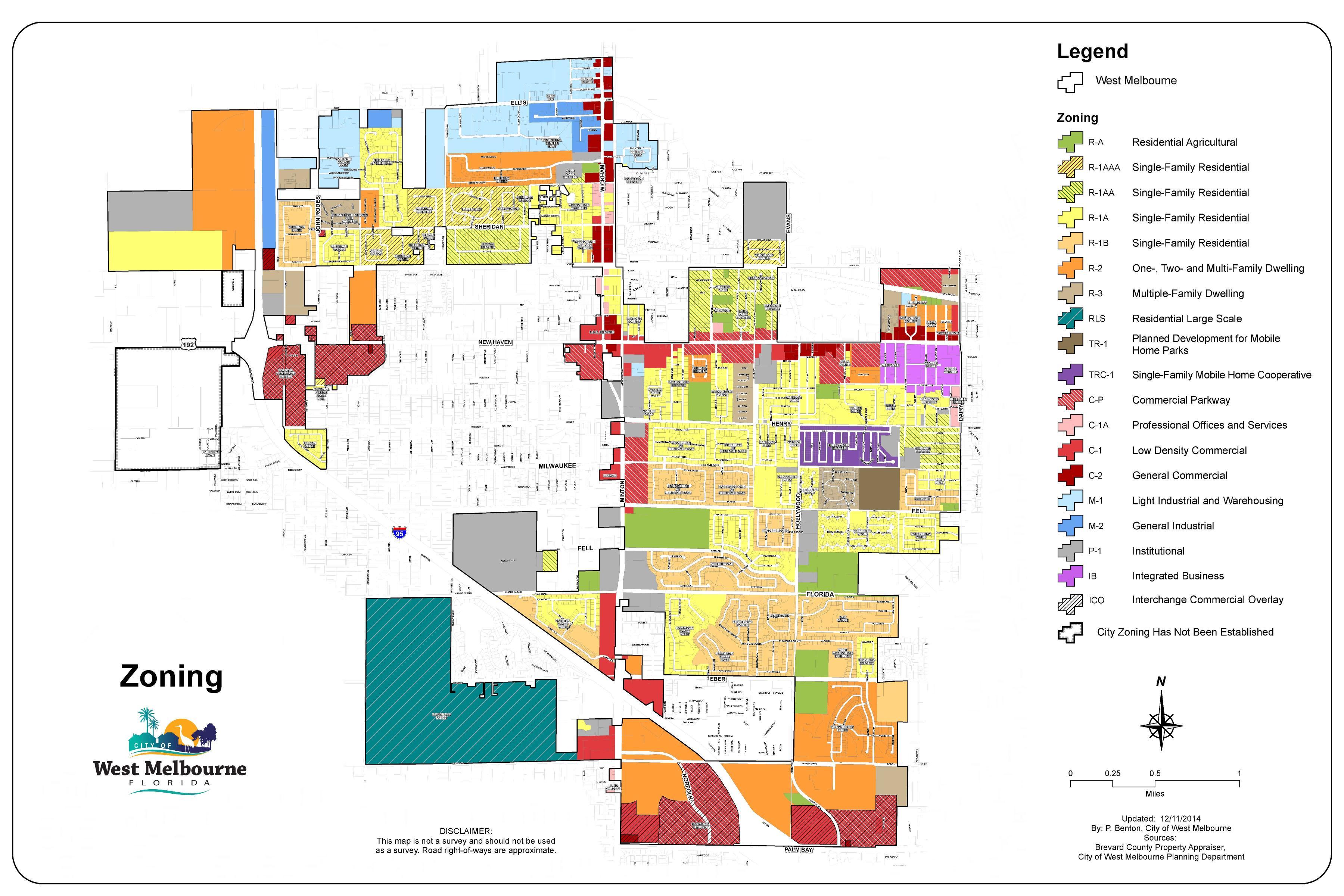 Melbourne Square Mall Map Melbourne square mall map   Map of Melbourne square mall (Australia)