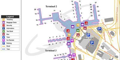 Melbourne map Maps Melbourne Australia